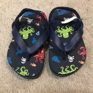 toddler size 6/7 flip-flop